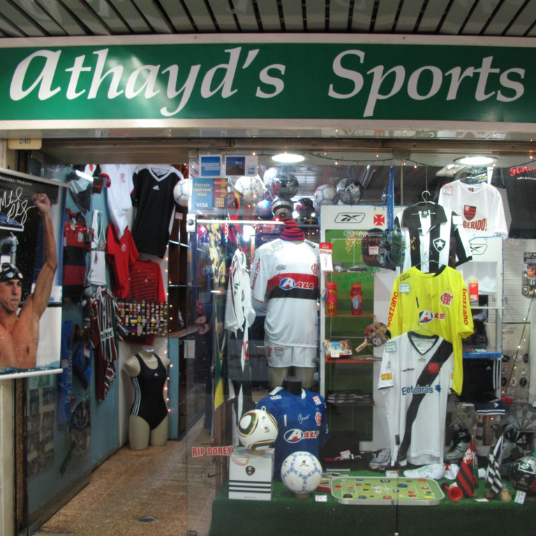 Centro 1: Athayd's Sports